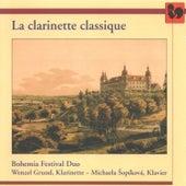Johann Baptist Vanhal - François Devienne - Franz Danzi - Mozart: La Clarinette Classique (Clarinet Classic) by Bohemia Festival Duo