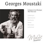 L'amour à la musique - Live by Georges Moustaki