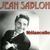 Mélancolie by Jean Sablon