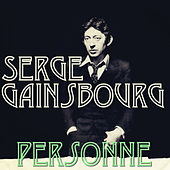 Personne by Serge Gainsbourg