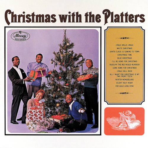 Christmas With The Platters (Mercury) by The Platters