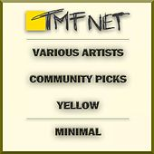 Community Picks Yellow Minimal by Various Artists