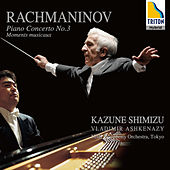 Rachmaninov: Piano Concerto No. 3, 6 Moments musicaux by NHK Symphony Orchestra