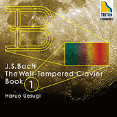 J.S.Bach: The Well-Tempered Clavier I by Haruo Uesugi