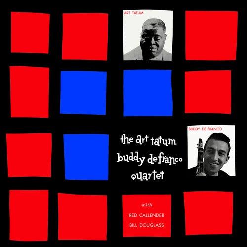 The Art Tatum - Buddy Defranco Quartet by Buddy DeFranco