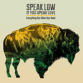 Everything but What You Need by Speak Low If You Speak Love