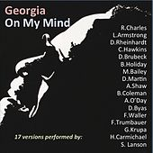 Georgia On My Mind (17 Versions Performed By) by Various Artists