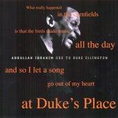 Ode to Duke Ellington (At Duke's Place) by Abdullah Ibrahim