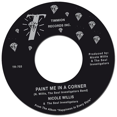 Paint Me in a Corner by Nicole Willis