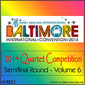 2014 Sweet Adelines International Quartet Competition - Semi-Final Round - Volume 6 by Various Artists