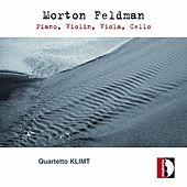 Morton Feldman: Piano, Violin, Viola, Cello by Quartetto Klimt