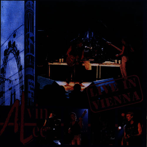 Live In Vienna by Alvin Lee