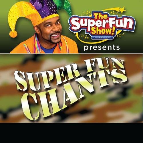 Superfun Chants by Shawn Brown (Children)