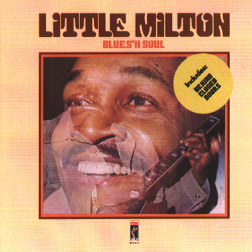Blues 'N Soul by Little Milton