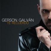 Te Recuerdo by Gerson Galván