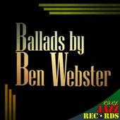 Rare Jazz Records - Ballads by Ben Webster von Ben Webster