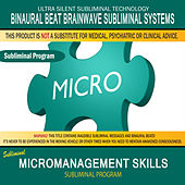 Micromanagement Skills by Binaural Beat Brainwave Subliminal Systems