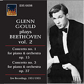 Glenn Gould Plays Ludwig van Beethoven, Vol. 2 (Live) by Glenn Gould