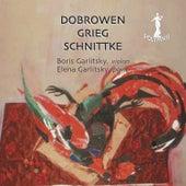 I. Dobrowen, E. Grieg, A. Schnittke by Elena Garlitsky