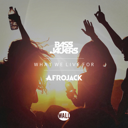 What We Live For by Bassjackers