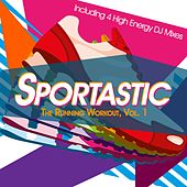 Sportastic - The Running Workout, Vol. 1 by Various Artists