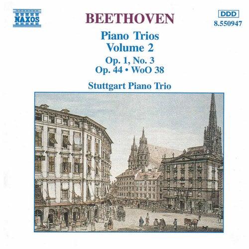 Piano Trios Vol. 2 by Ludwig van Beethoven