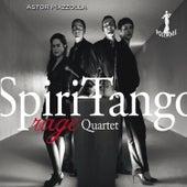 Piazzolla: Rage by SpiriTango Quartet