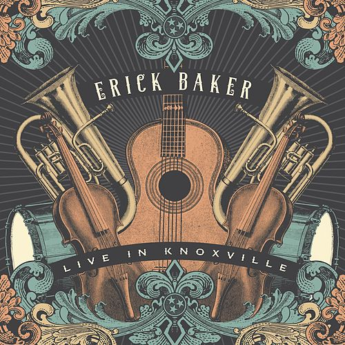 Live in Knoxville by Erick Baker