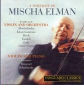 A Portrait of Mischa Elman by Mischa Elman