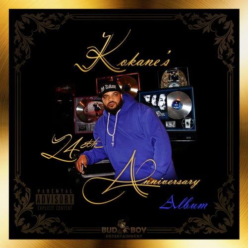 Kokane's 24th Anniversary Album by Kokane