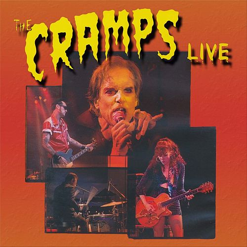 The Cramps Live von The Cramps