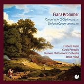 Krommer: Concerto for 2 Clarinets in E-Flat Major, Op. 35 & Sinfonia concertante in D Major, Op. 80 by Frédéric Rapin