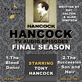 Hancock's Half Hour - The Blood Donor & The Succession 'son And Heir' by Tony Hancock