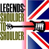 Legends Shoulder to Shoulder, Pt. 2 by Various Artists