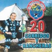 20 Corridos Y Rancheras by El Venado Azul