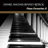 Piano Favourites II by Daniel Magnus Bennét Björck