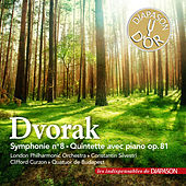 Dvořák: Symphonie No. 8 & Quintette avec piano No. 2 (Les indispensables de Diapason) by Various Artists