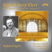 The Complete Organ Works of Sigfrid Karg-Elert, Volume 11 by Stefan Engels