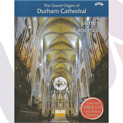 The Grand Organ of Durham Cathedral by James Lancelot