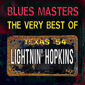 Blues Masters: The Very Best of Lightnin' Hopkins by Lightnin' Hopkins