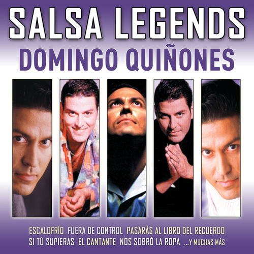 Salsa Legends by Domingo Quinones