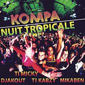 Kompa nuit tropicale by Various Artists