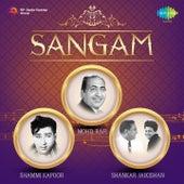 SANGAM - 3 Legends: Shammi Kapoor, Mohd. Rafi and Shankar-Jaikishan by Various Artists