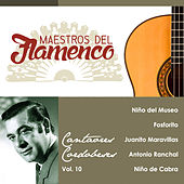 Maestros del Flamenco, Vol. 10 by Various Artists