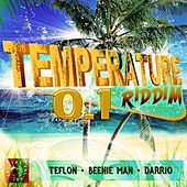 Temperature 0.1 Riddim - Single by Various Artists