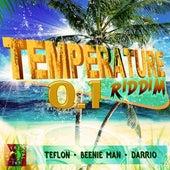 Temperature 0.1 Riddim - Single von Various Artists