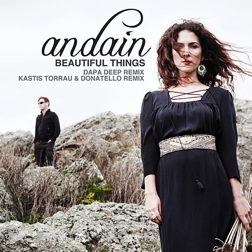 Beautiful Things (Remixes) by Andain