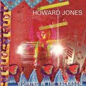 Working In The Backroom by Howard Jones