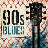 90s Blues by Various Artists