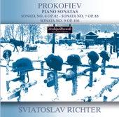 Prokofiev: Piano Sonatas Nos. 6, 7 & 9 by Sviatoslav Richter